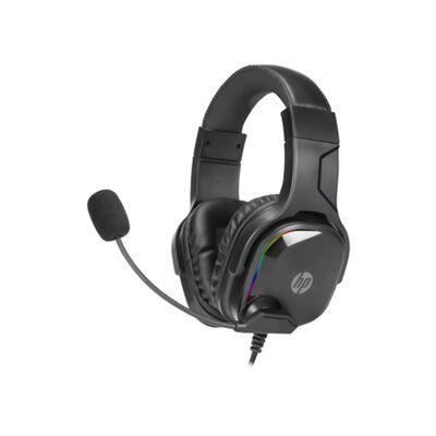 Audífonos Gamer Hp Dhe-8004 Usb+3.5 Led