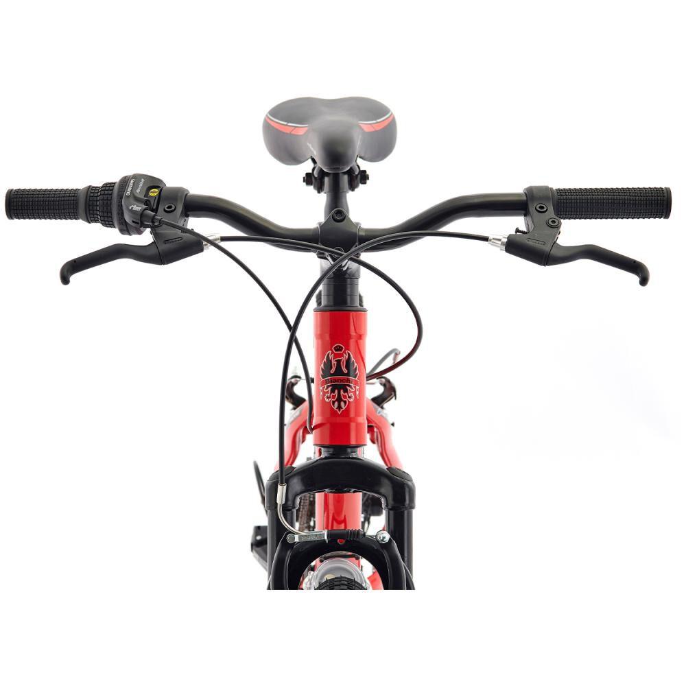Bicicleta Mountain Bike Bianchi St Wolf / Aro 20 image number 4.0