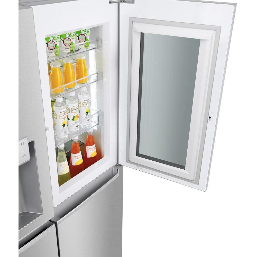 Refrigerador Side by Side LG LS64SXP / No Frost / 592 Litros image number 4.0