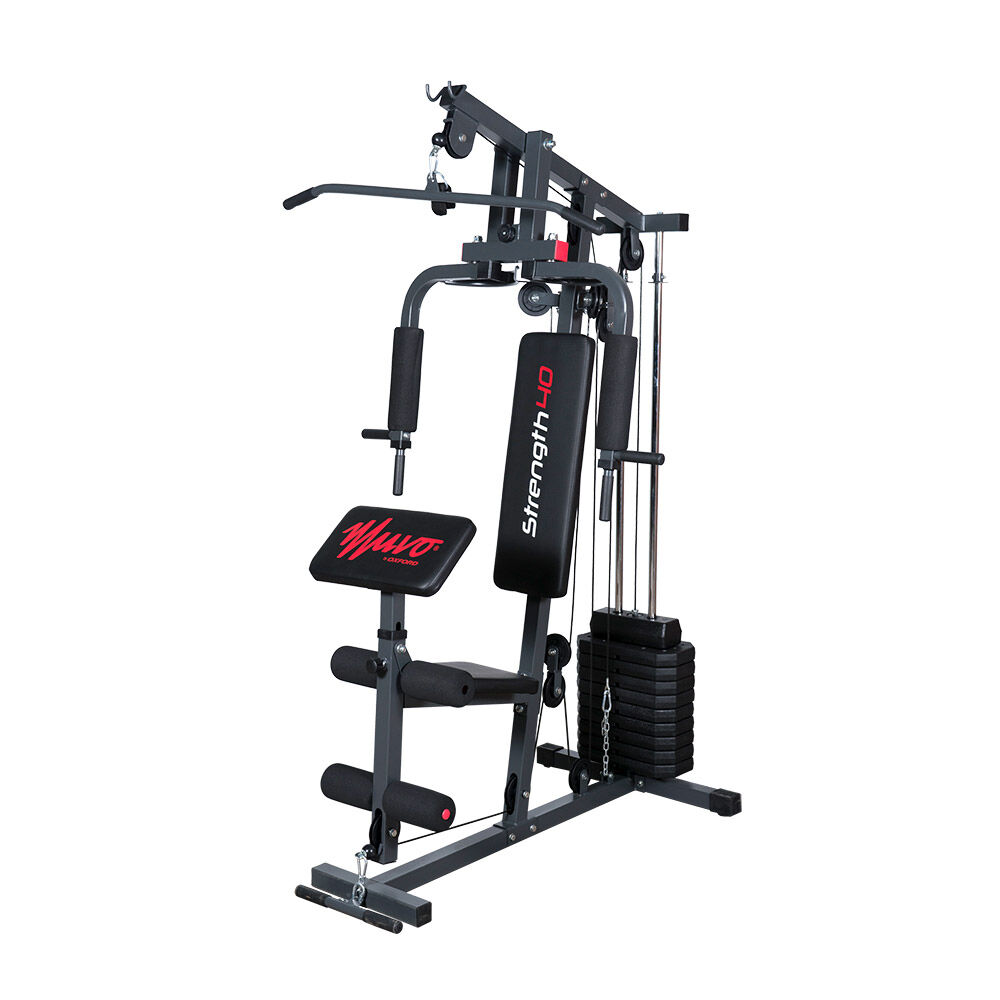 Home Gym Muvo Strength 40 image number 4.0