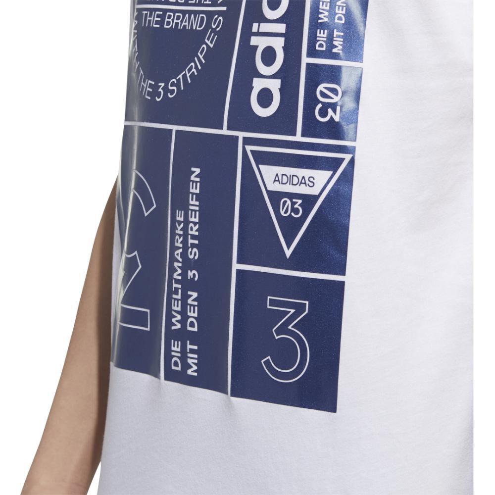 Camiseta Con Estampado Unisex Adidas Culture Pack image number 9.0