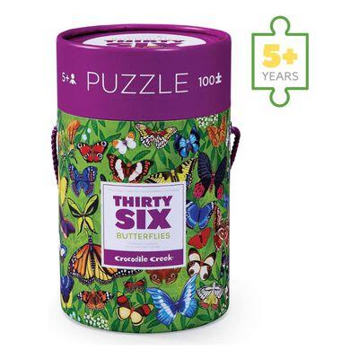 Puzzle Crocodrile 4054-4