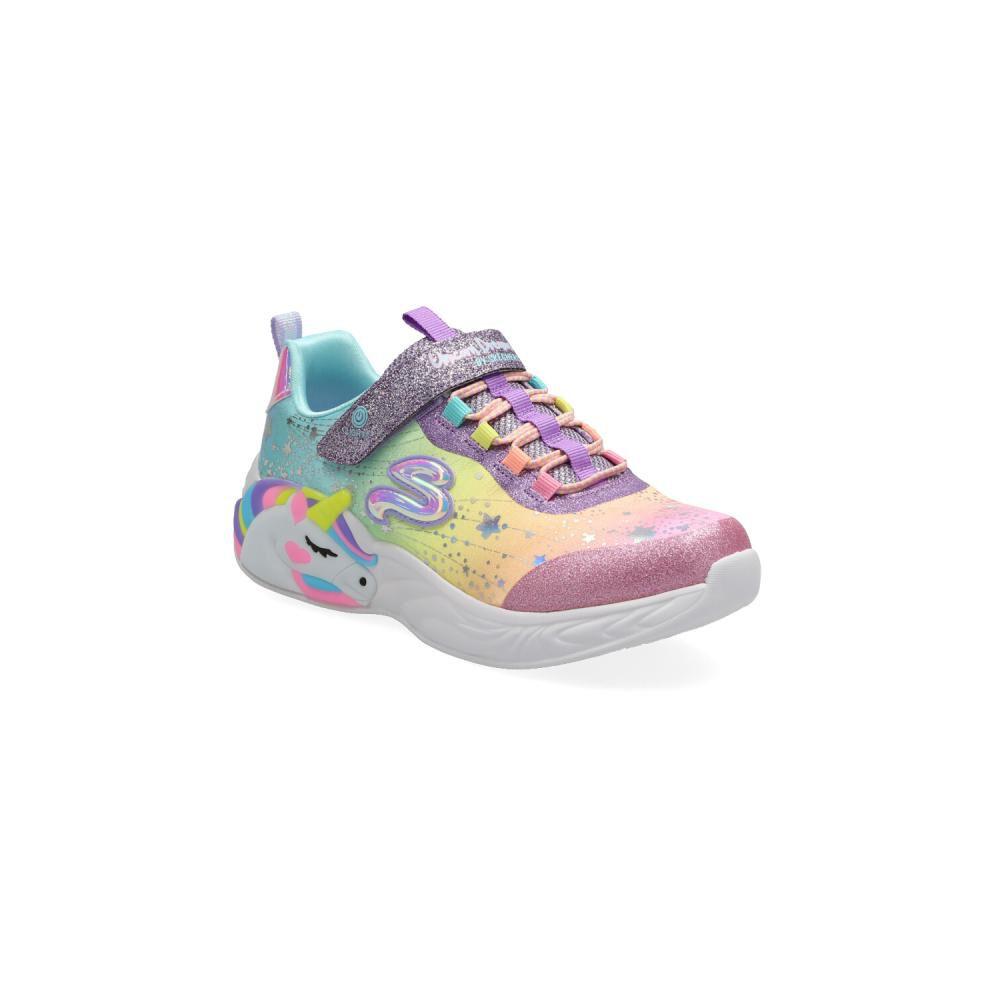 Zapatilla Infantil Niña Skechers image number 0.0