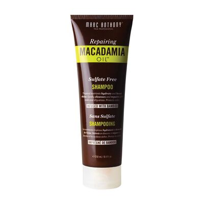 Shampoo Repairing Macadamia Marc Anthony / 250 Ml