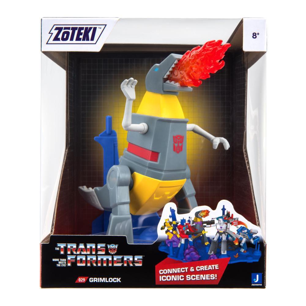 Figura De Acción Zoteki Transformers Grimlock image number 1.0