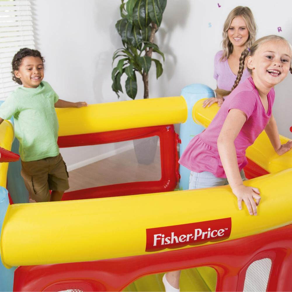 Castillo Inflable Fisher Price image number 2.0