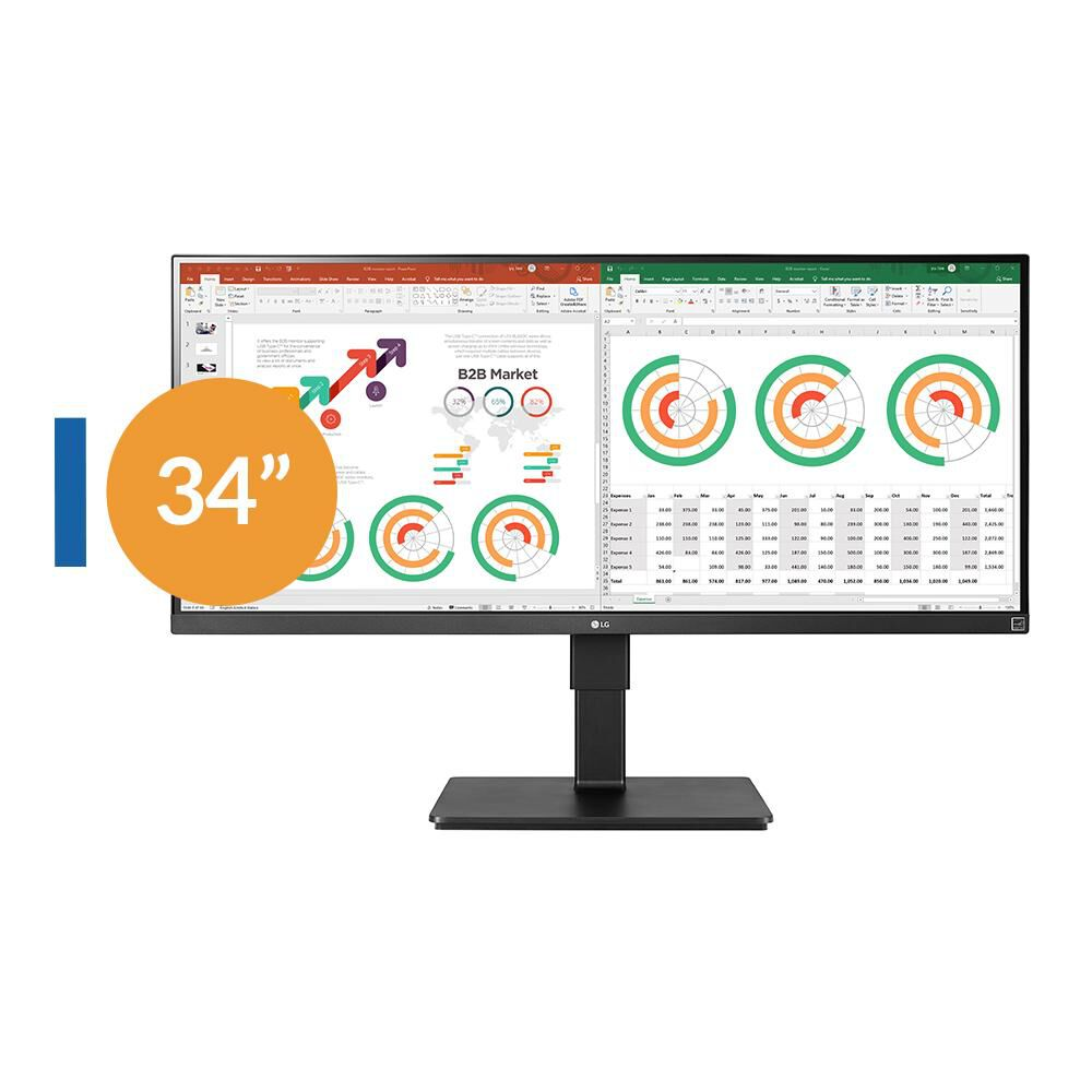 "Monitor Lg 34bn770-b.awh / 34 "" / 3440x1440 image number 0.0"