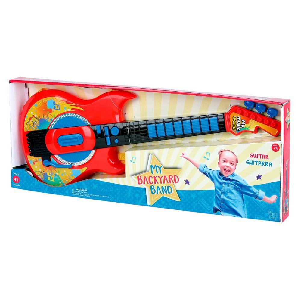 Guitarra Musical Hitoys Infantil image number 1.0
