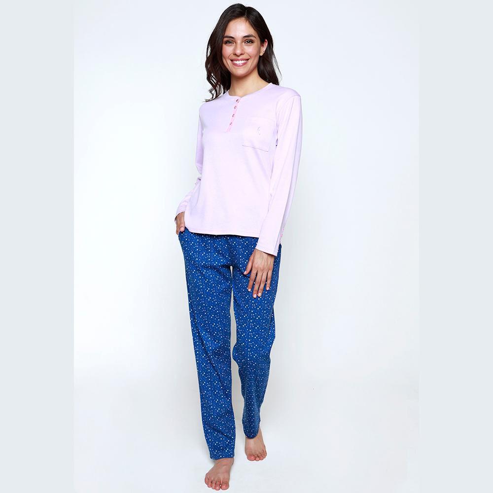 Pijama Mujer Kayser / 2 Piezas image number 0.0