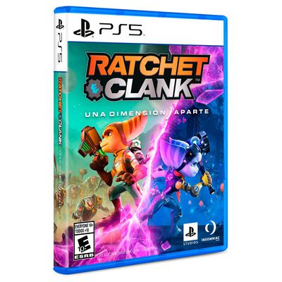 Juego Ps5 Sony Ratchet & Clank Rift Apart