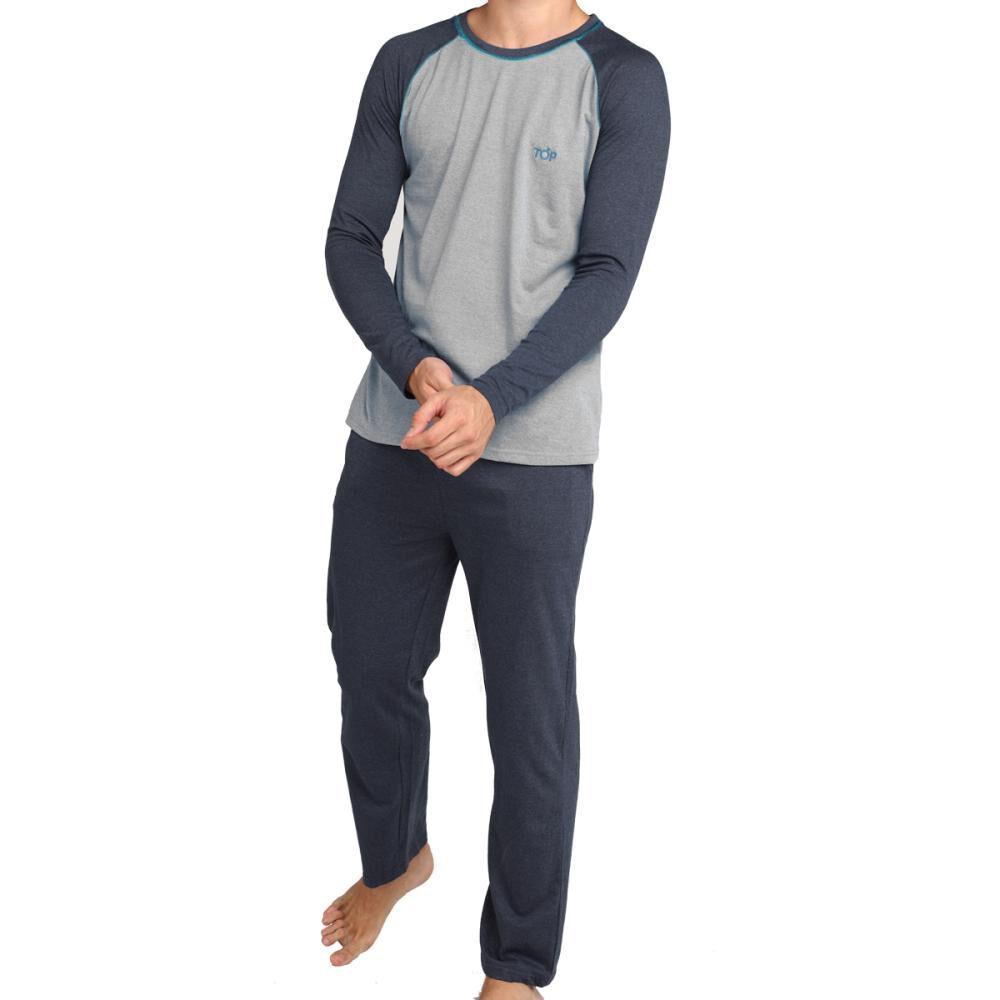Pijama Top Liso image number 0.0