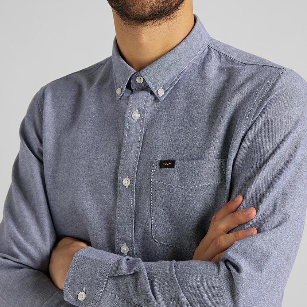 Camisa Hombre Lee image number 3.0