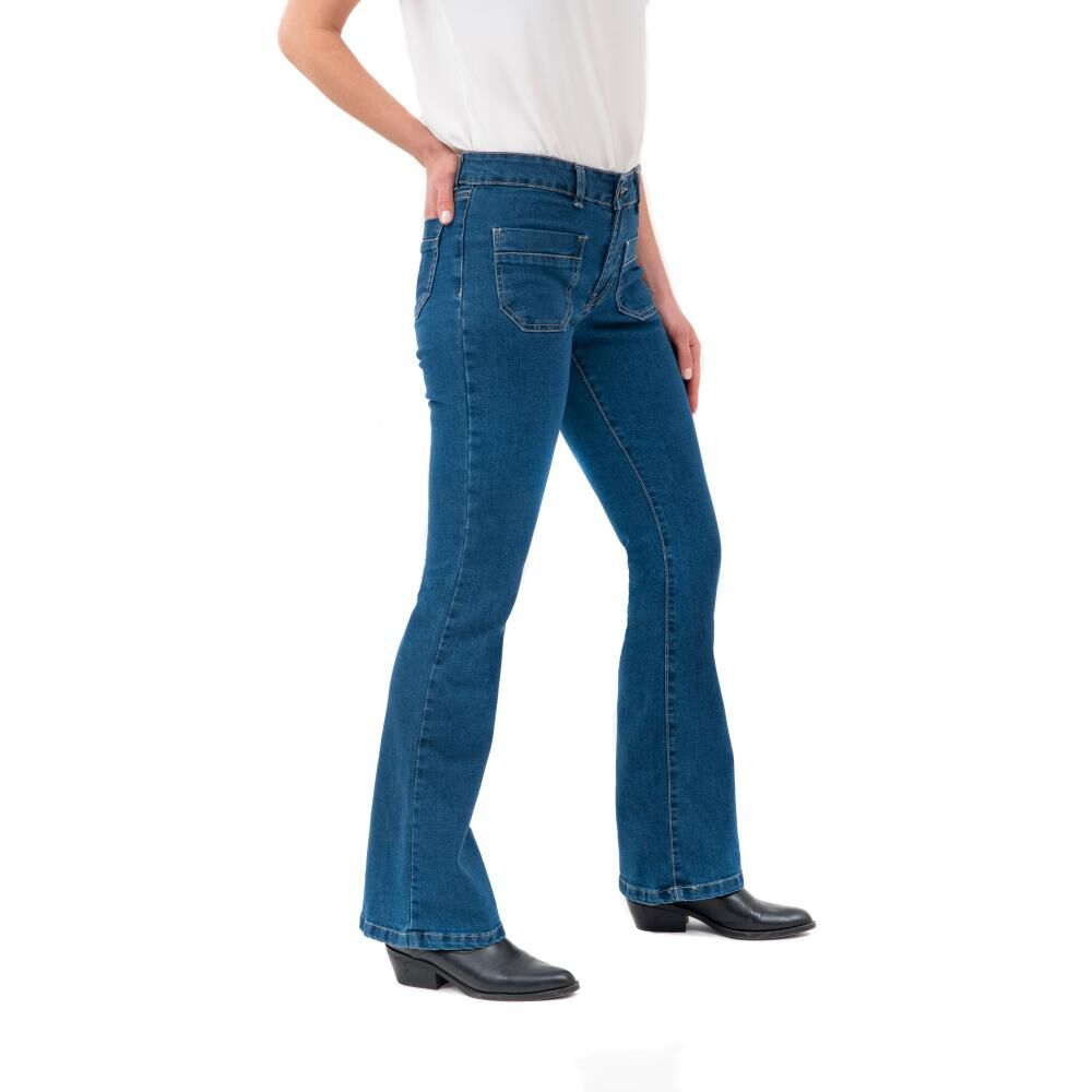 Jeans Mujer Privilege image number 1.0