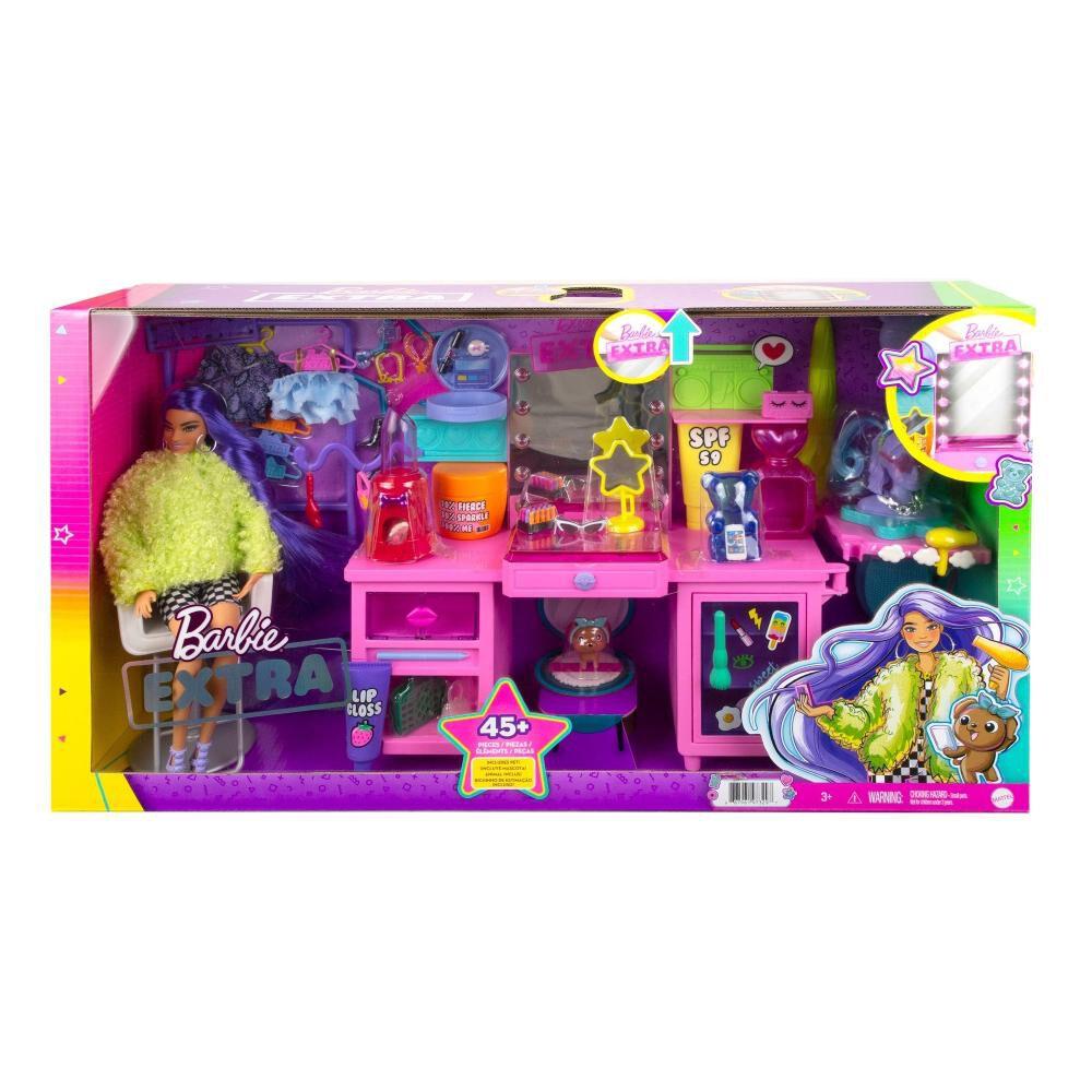 Muñeca Barbie Tocador Fashion image number 6.0
