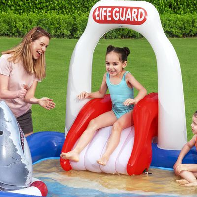 Juego Inflable Bestway Lifeguard