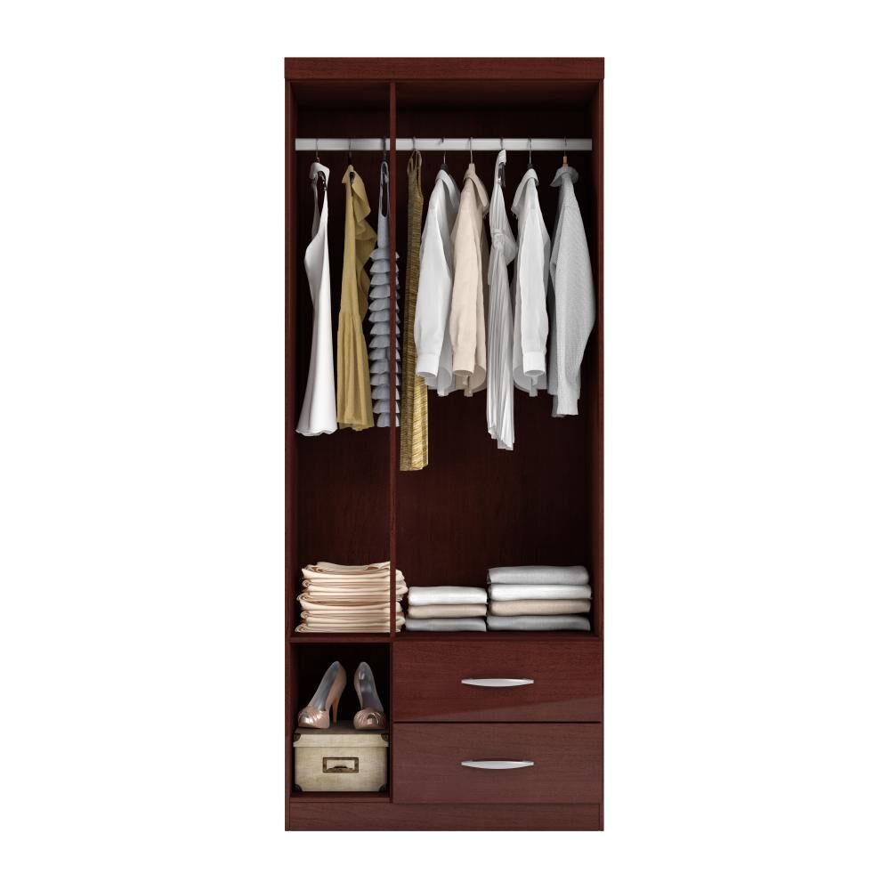 Closet Jdo&Desing Charm New / 3 Puertas / 2 Cajones image number 3.0