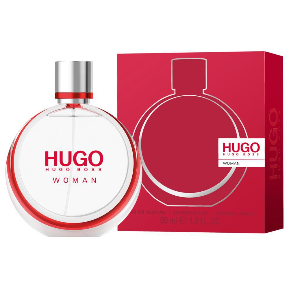 Perfume Mujer Woman Hugo Boss / 50 Ml / Eau De Parfum image number 1.0