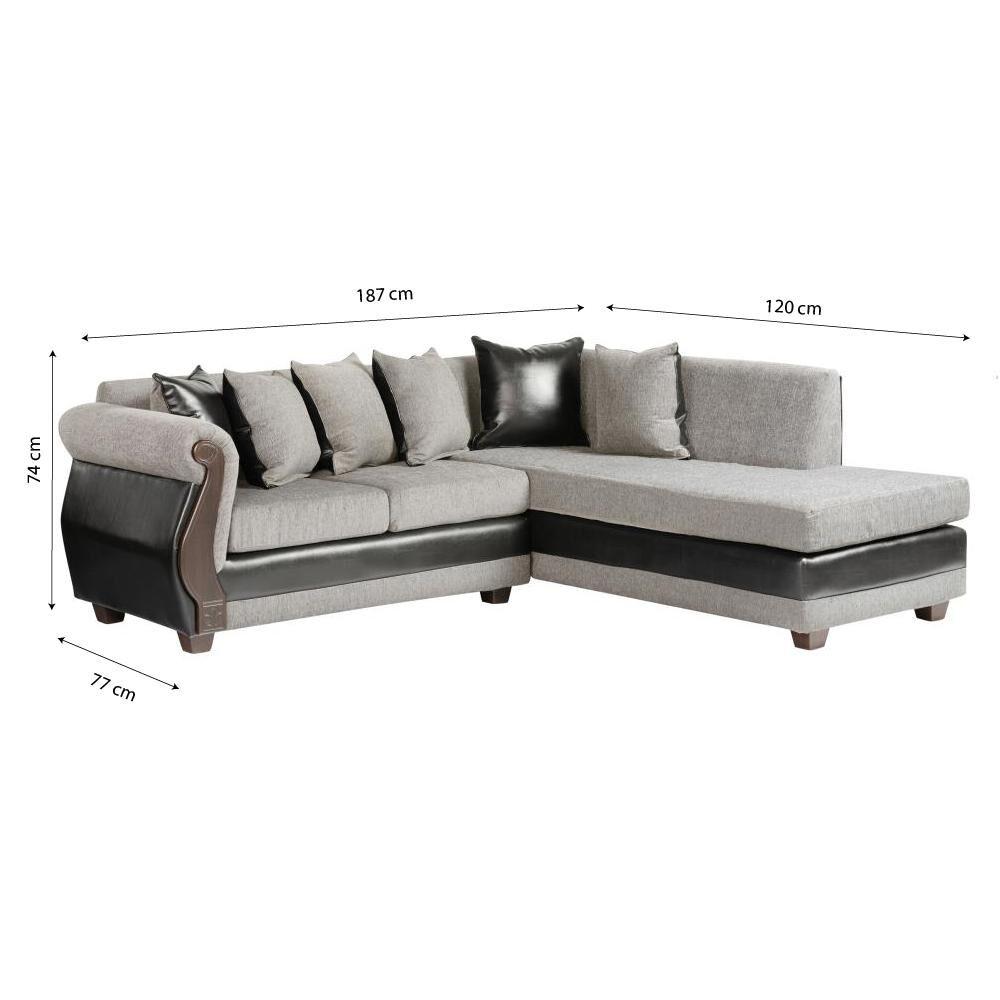 Sofa Seccional Casaideal Toronto / 3-1 Cuerpos image number 4.0