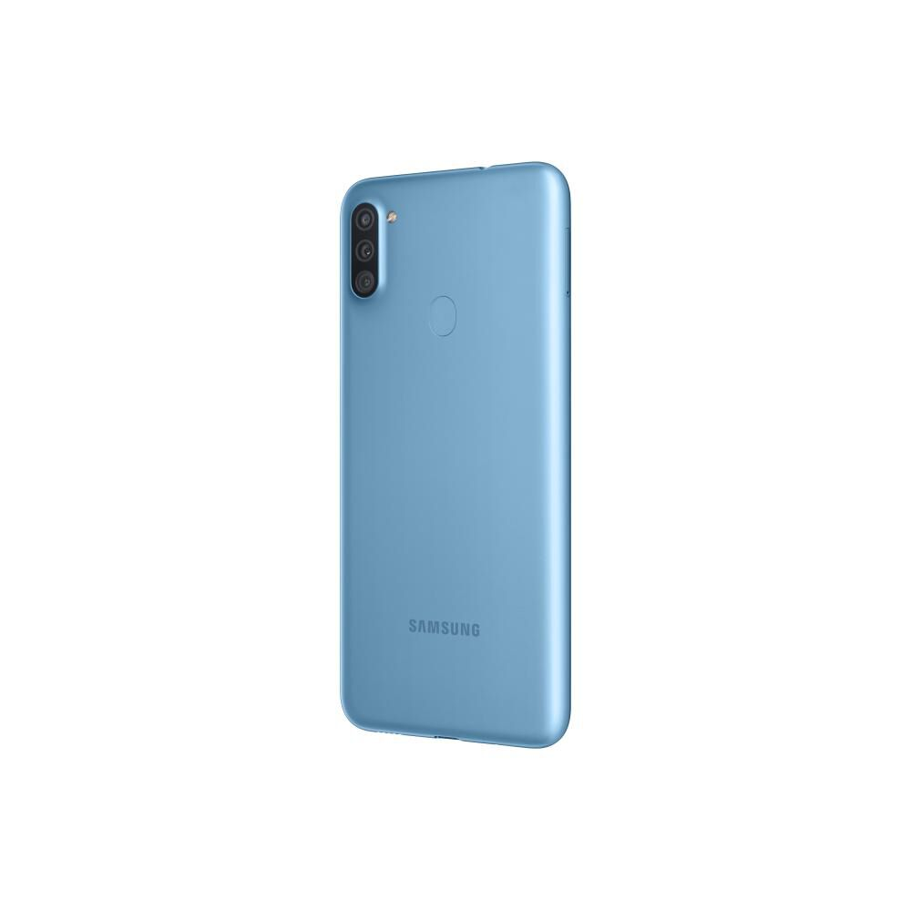 Smartphone Samsung Galaxy A11  Azul  /  32 Gb   /  Liberado image number 4.0
