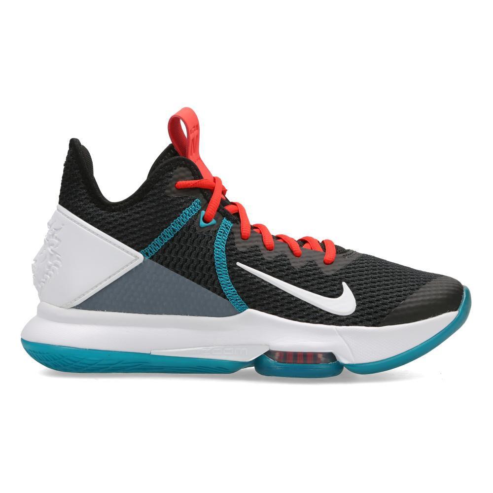 Zapatilla Basketball Unisex Nike Liebron Witness Iv image number 1.0