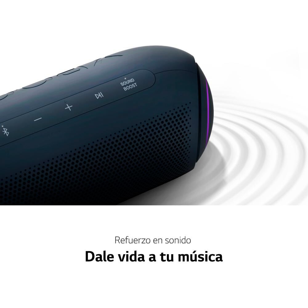 Parlante Bluetooth LG XBOOM Go PL5 2020 image number 8.0