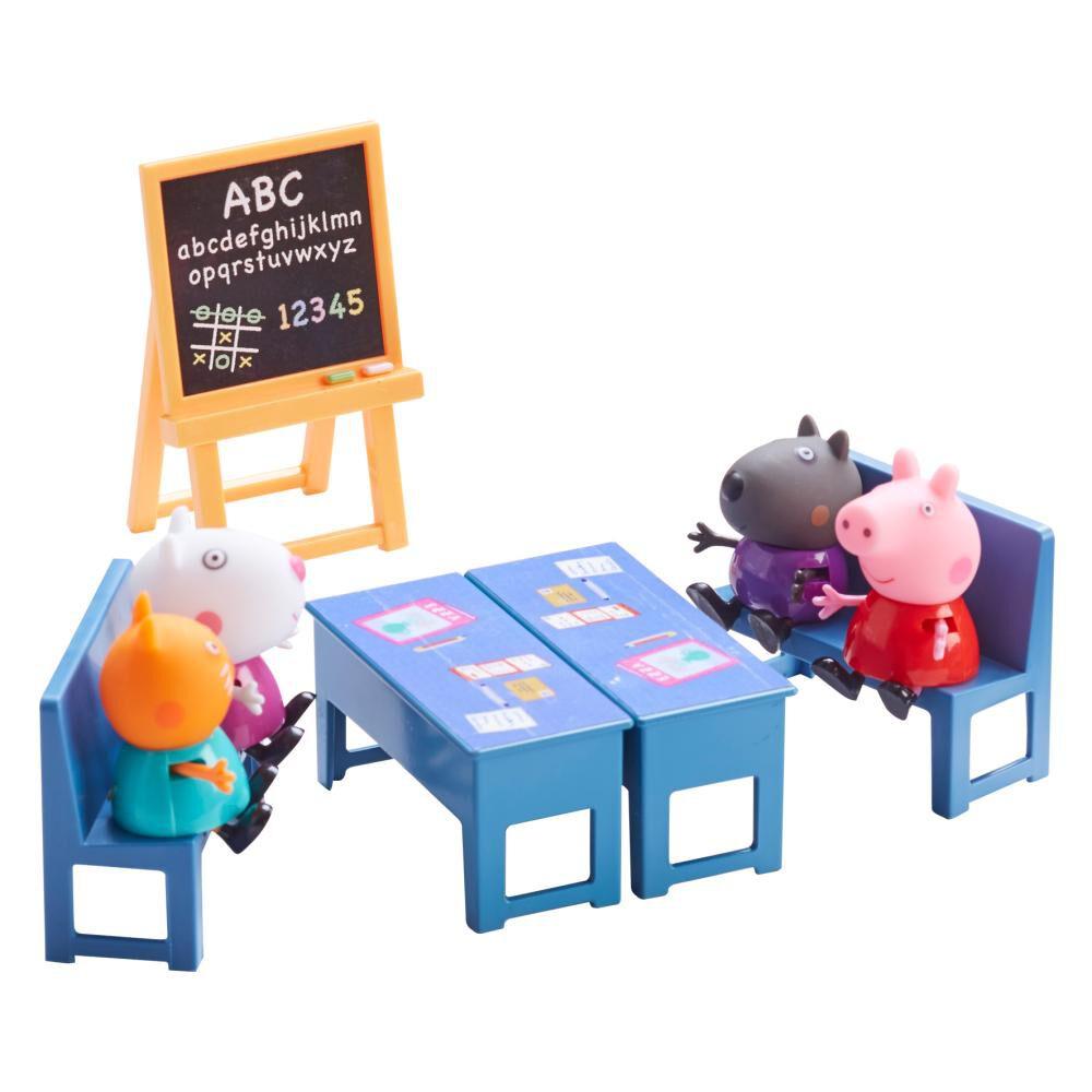 Set Peppa Pig Clasroom image number 2.0