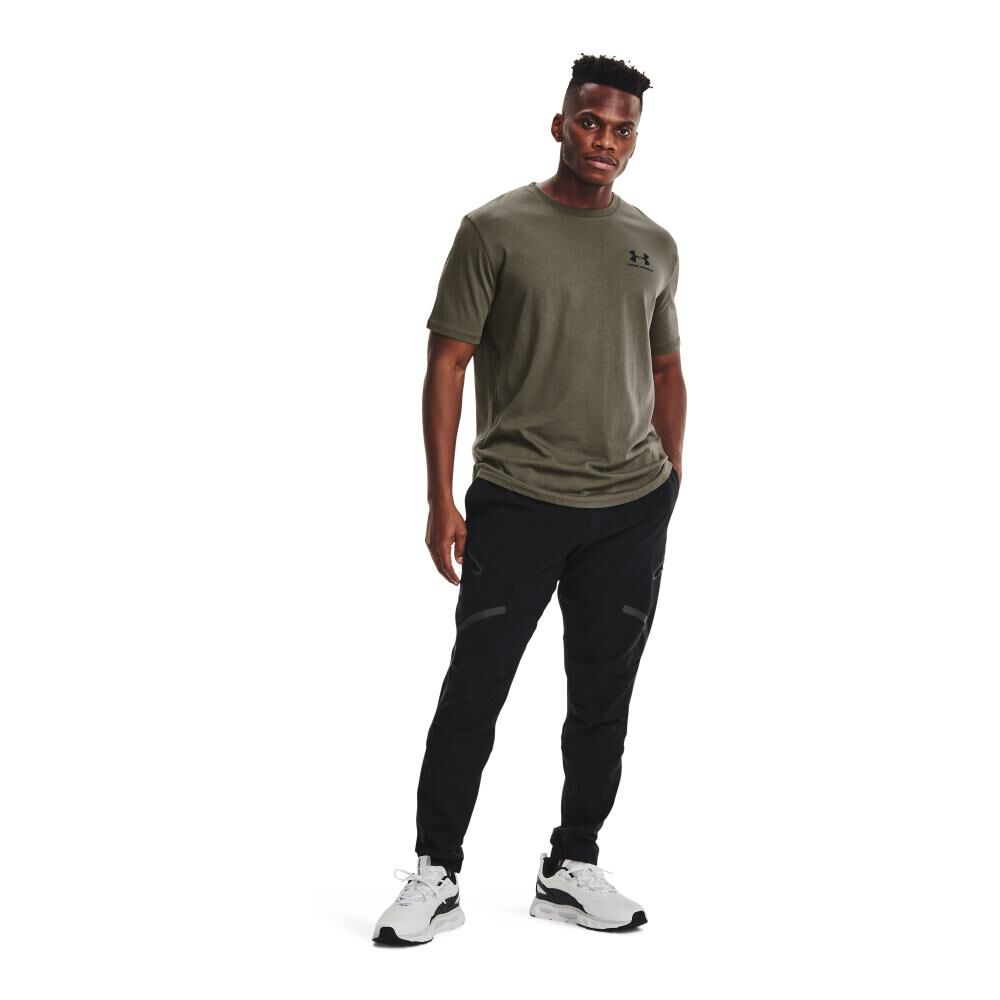 Polera Hombre Under Armour image number 4.0