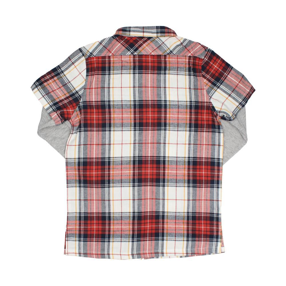 Camisa Niño Teen Montaña image number 1.0