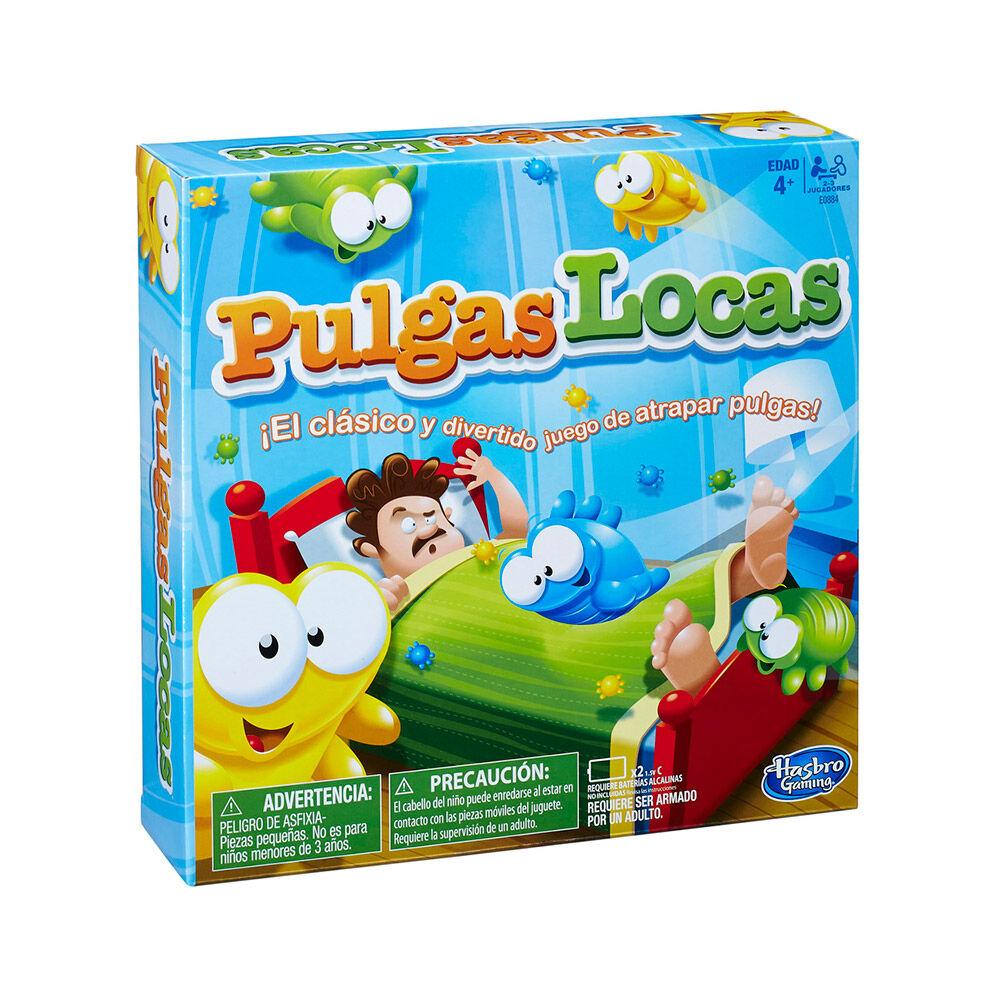 Juego De Mesa Hasbro Gaming Pulgas Locas image number 0.0