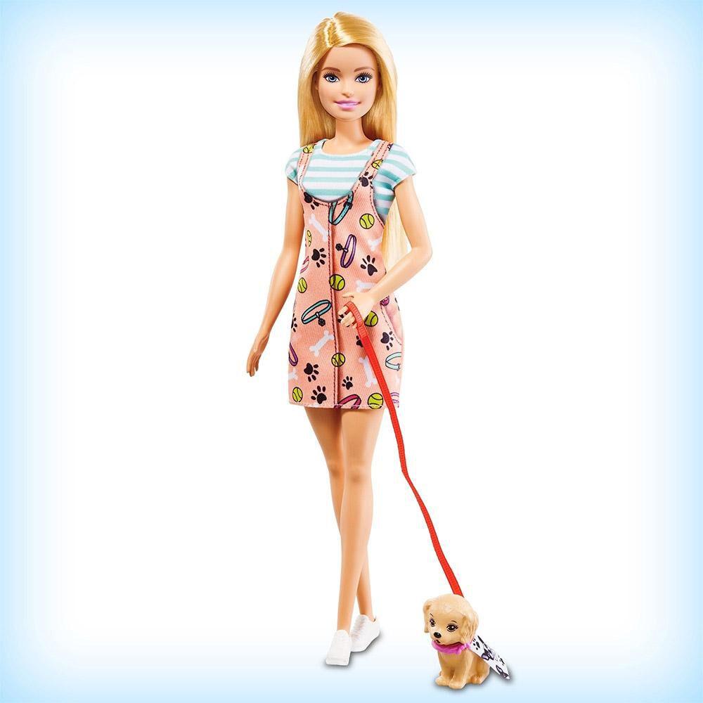 Muñeca Barbie Tienda De Mascotas image number 4.0