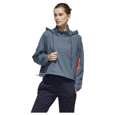 Polerón Deportivo Mujer Adidas Activated Tech