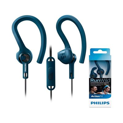 Audífonos Philips Manos Libres Shq 1405