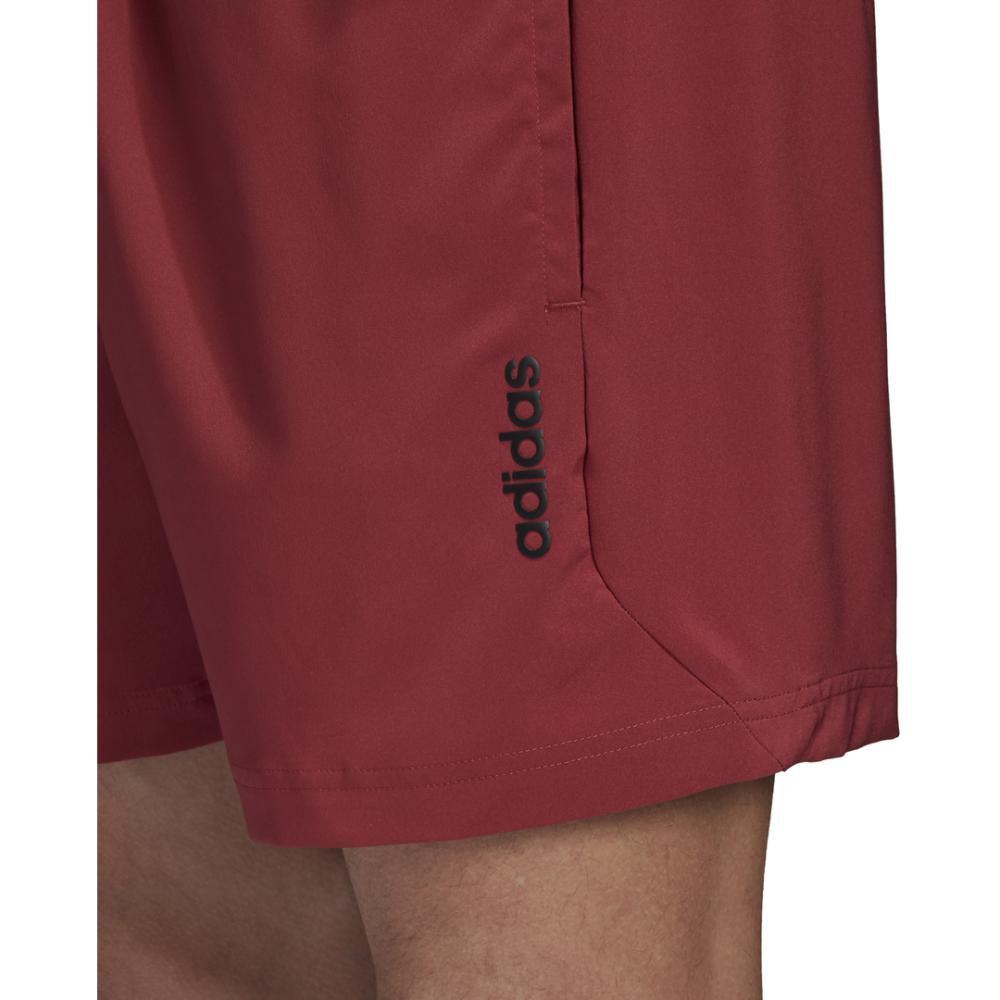 Short Deportivo Hombre Adidas Essentials Plain Chelsea image number 4.0