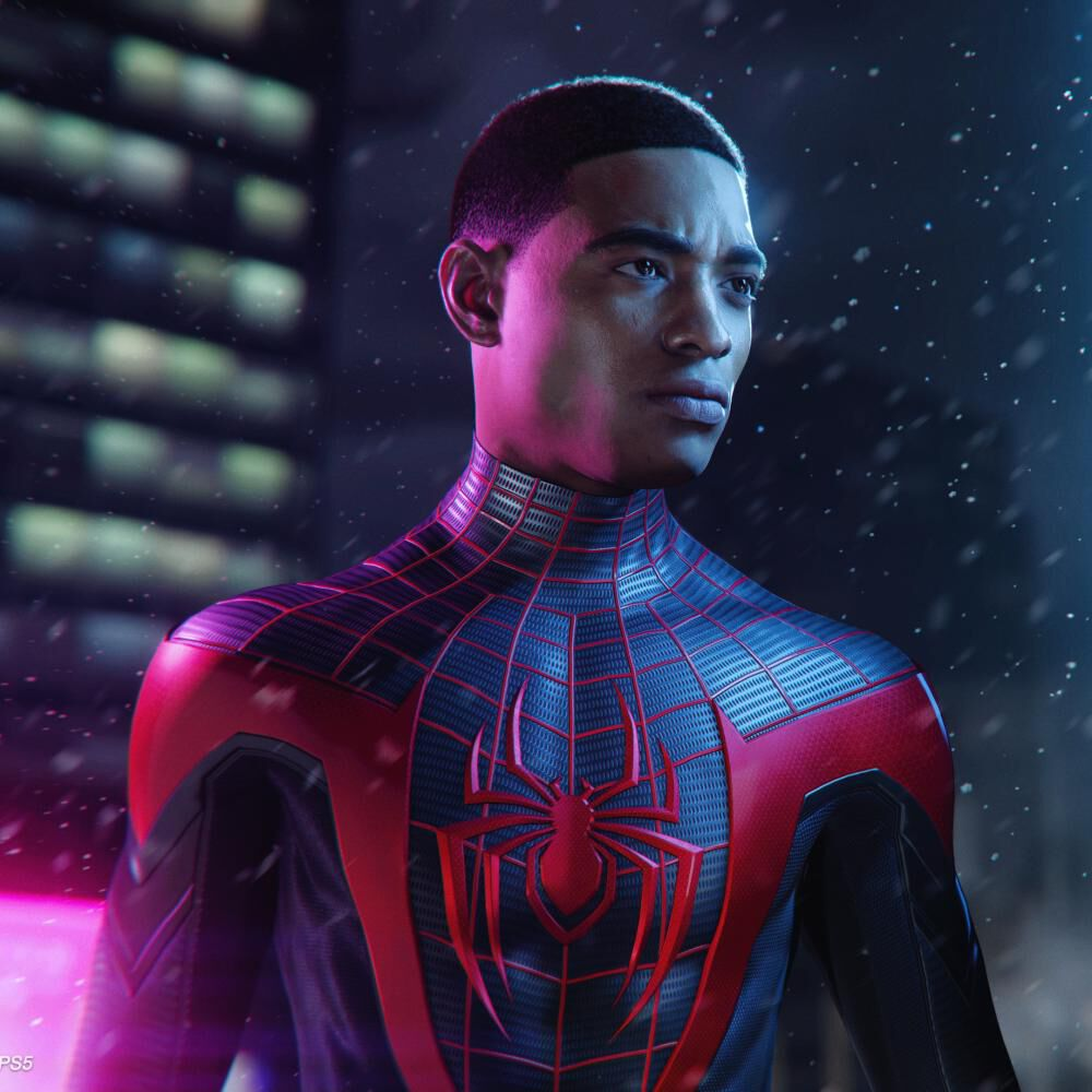 Videojuego Ps5 Spider-man Miles Morales Ultimate Edition image number 2.0