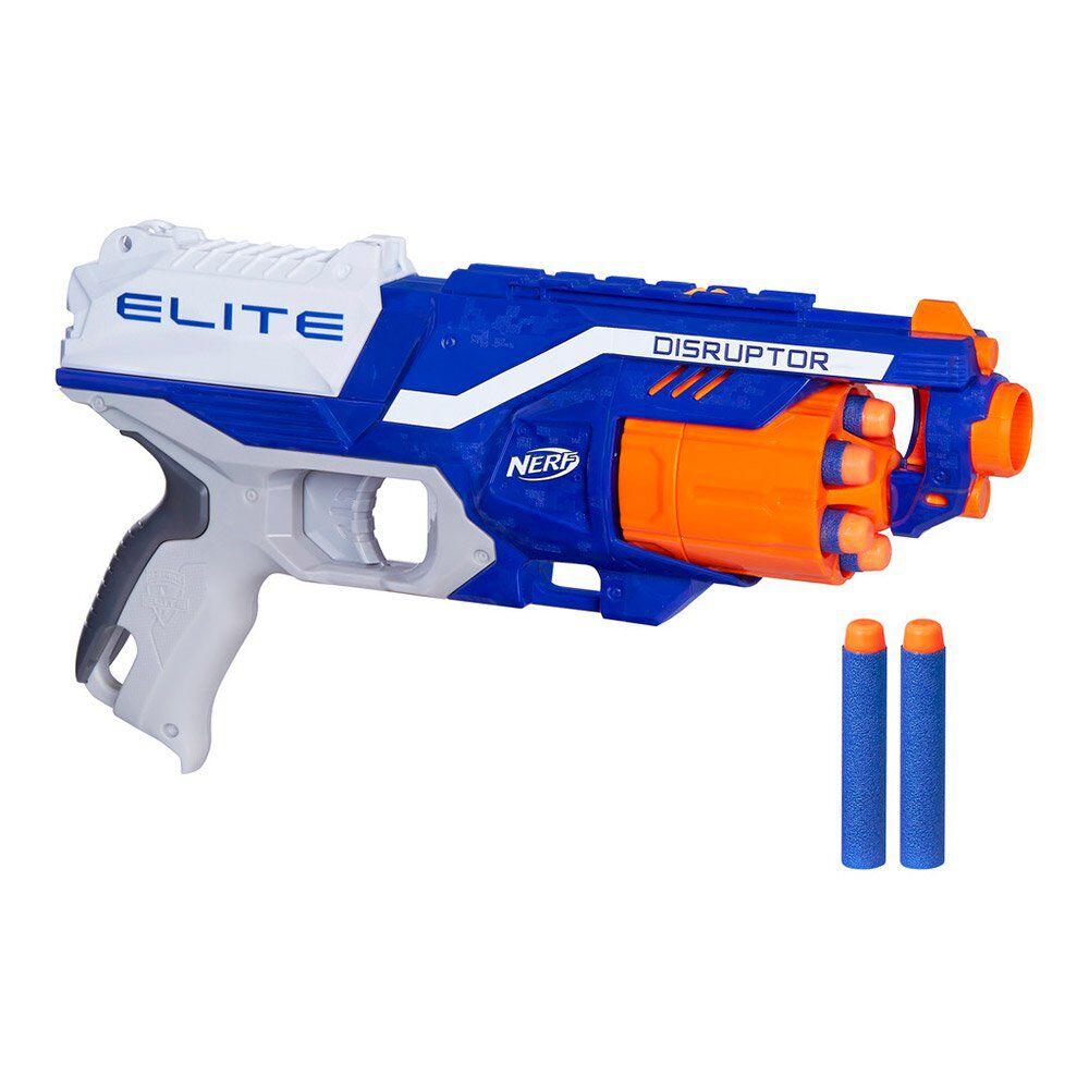 Pistola De Juguete Hasbro Nerf N Strike Elite Disruptor image number 0.0