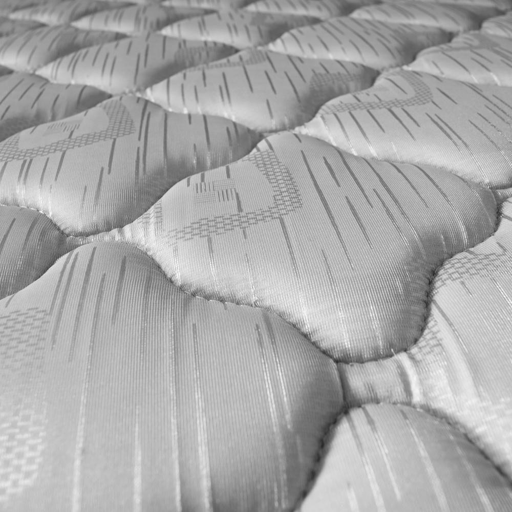 Cama Europea Celta Apolo Black / Full / Base Normal  + Textil image number 2.0