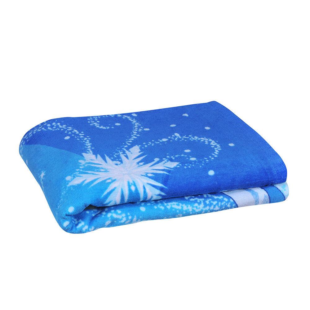 Toalla De Playa Disney Frozen Frost image number 1.0
