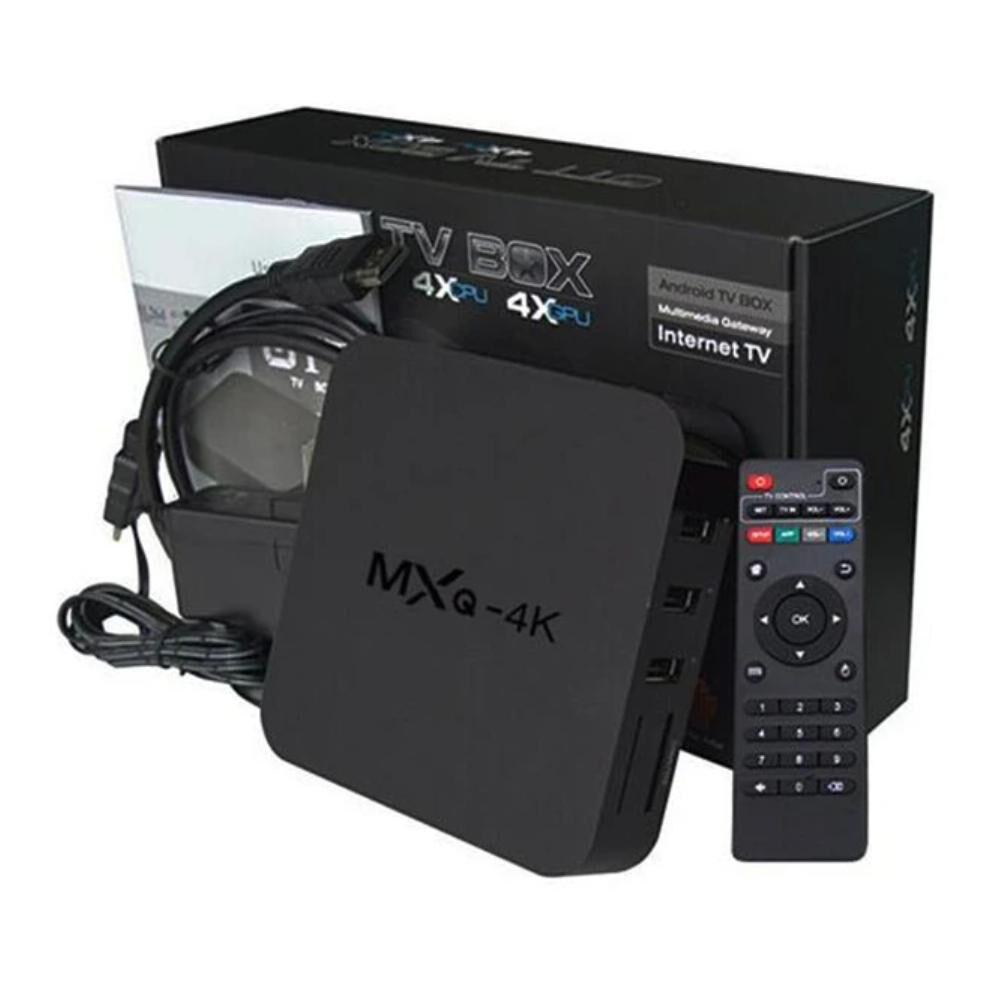Streaming Tv Levo Mxq / 8 Gb image number 1.0