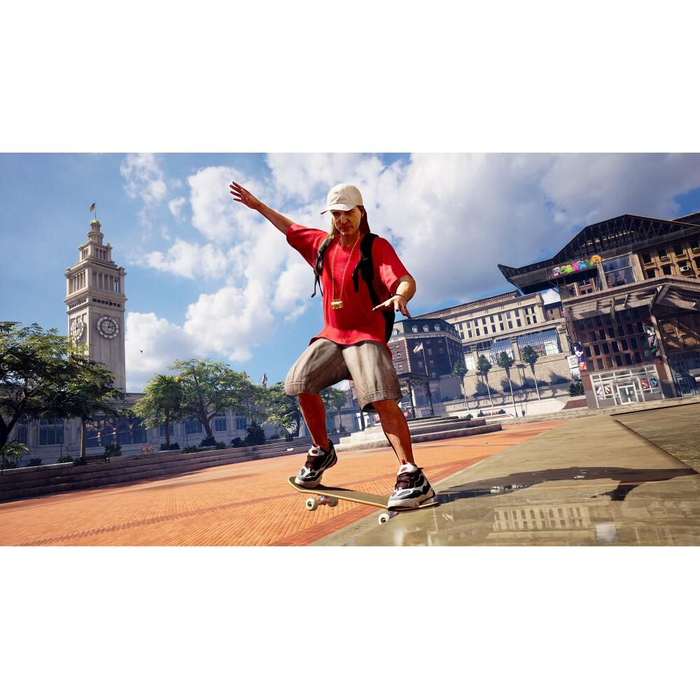 Juego Ps5 Sony Pro Skater 1+2 Ps5 image number 3.0