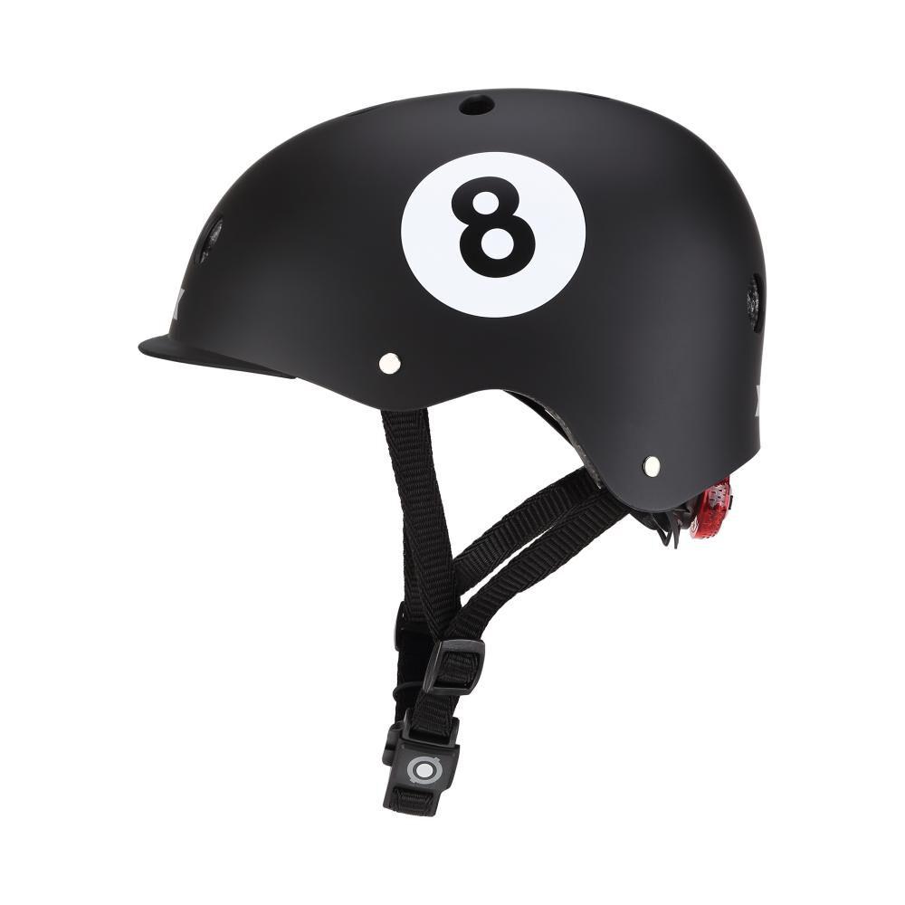 Casco Globber Helmet Elite Lights Black Xs/S image number 1.0