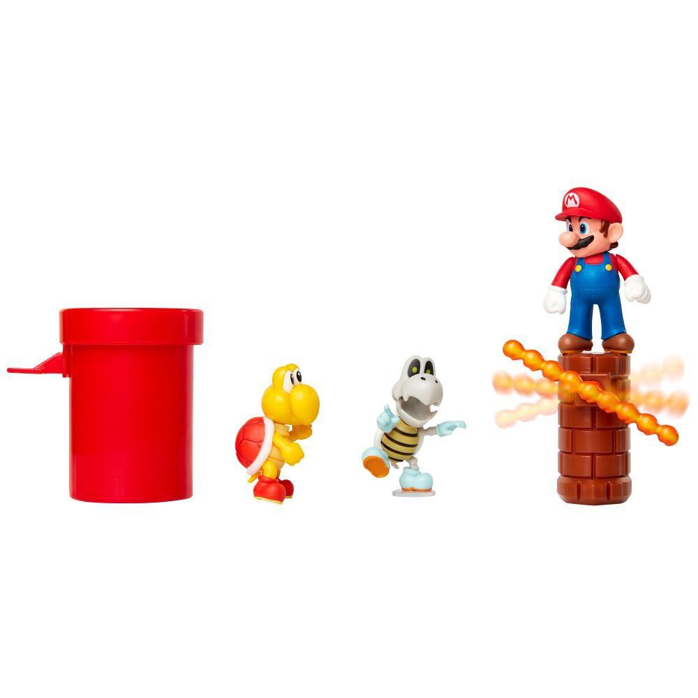 Figura Coleccionable Nintendo Playset Diorama Calabozos image number 5.0
