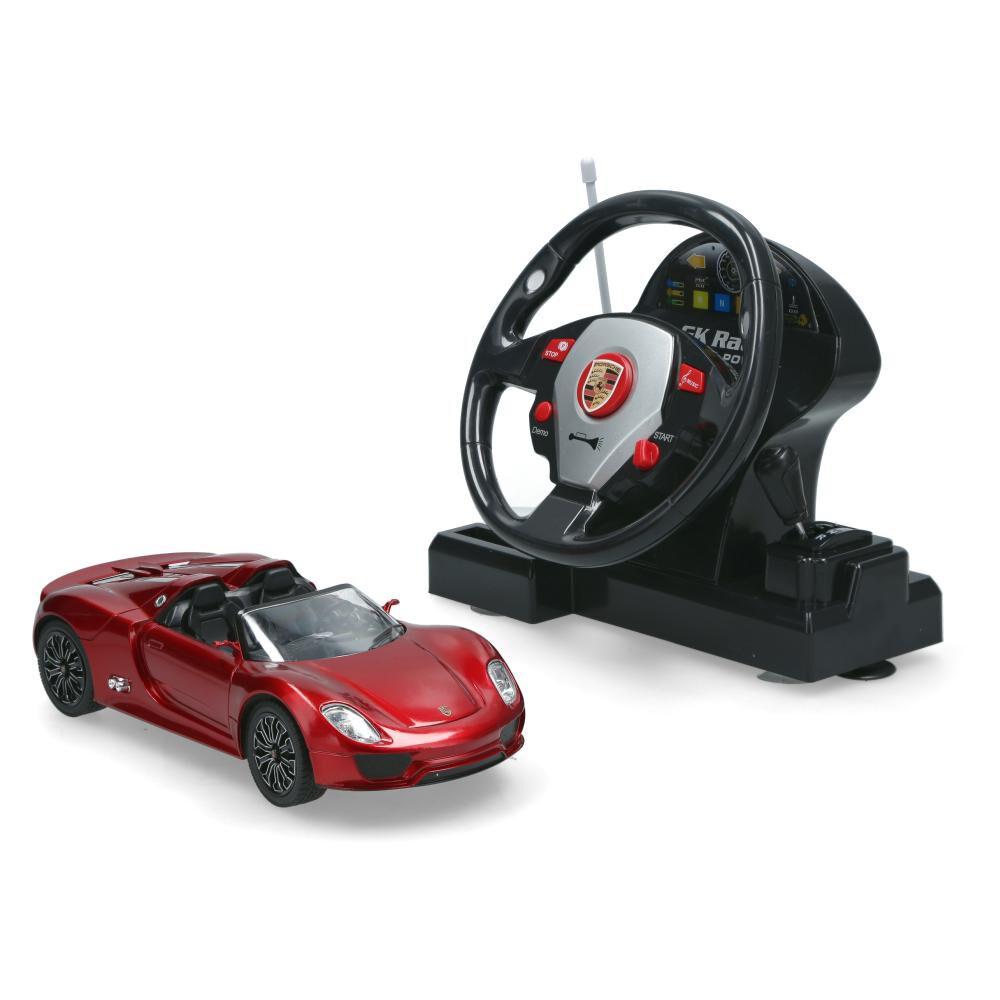 Auto Radiocontrolado Hitoys Porsche image number 4.0