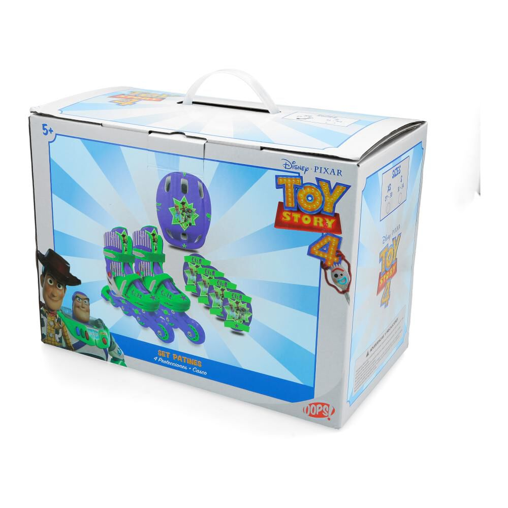 Set De Patines Toy Story Tb-Ts022 Buzz image number 3.0