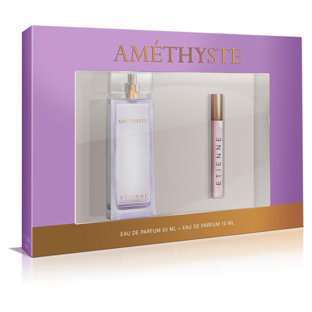 Set De Perfumería Améthyste Etienne Essence / 55 Ml / Eau De Parfum + Améthyste 10 Ml image number 0.0