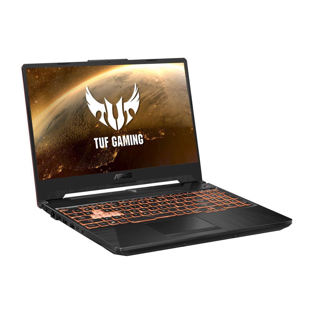 "Notebook Gamer Asus Tuf Gaming Fx506lh-hn082t / Bonfire Black / Intel Core I5 / 8 Gb Ram / Nvidia Geforce Gtx1650 / 512 Gb Ssd / 15.6 "" image number 2.0"