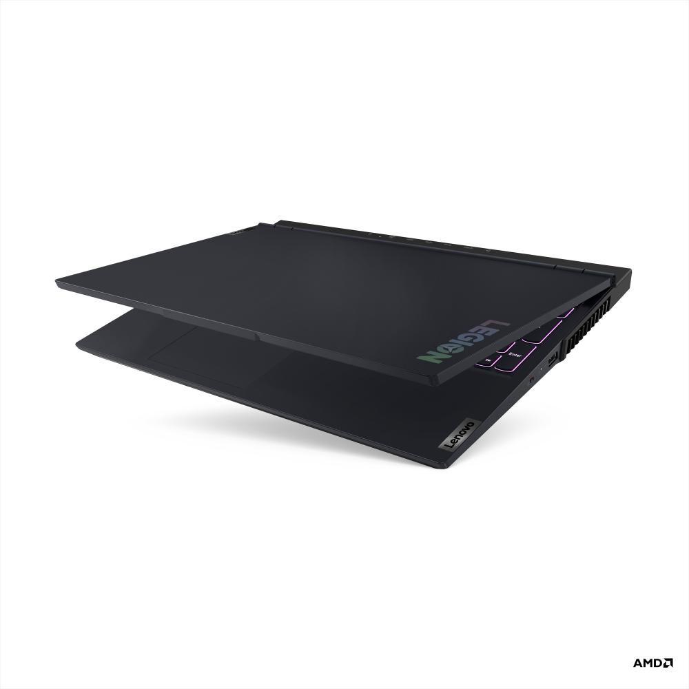 "Notebook Gamer Lenovo Legion 5 15ach6h / Azul Phantom / Amd Ryzen 5 / 8 Gb Ram / Nvidia Geforce Rtx 3060 / 512 Gb Ssd / 15.6 "" image number 4.0"