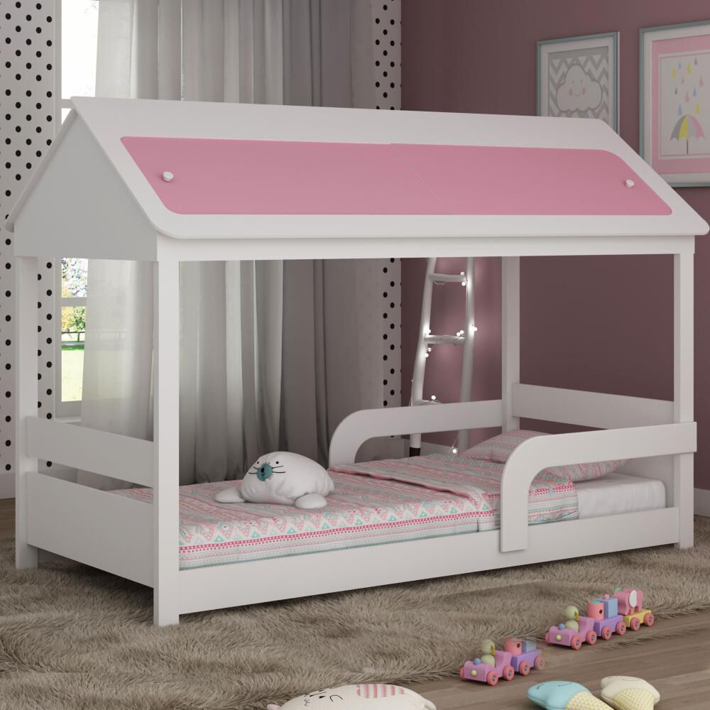 Cama Infantil Decocasa Sleep / 1 Plaza image number 1.0