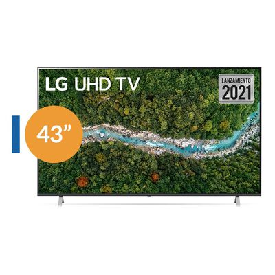 "Led LG 43UP7750PSB / 43 "" / Ultra Hd 4k / Smart Tv"