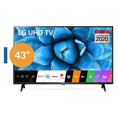 "Led LG 43UN7300PSC / 43 "" / Ultra Hd / 4k / Smart Tv"