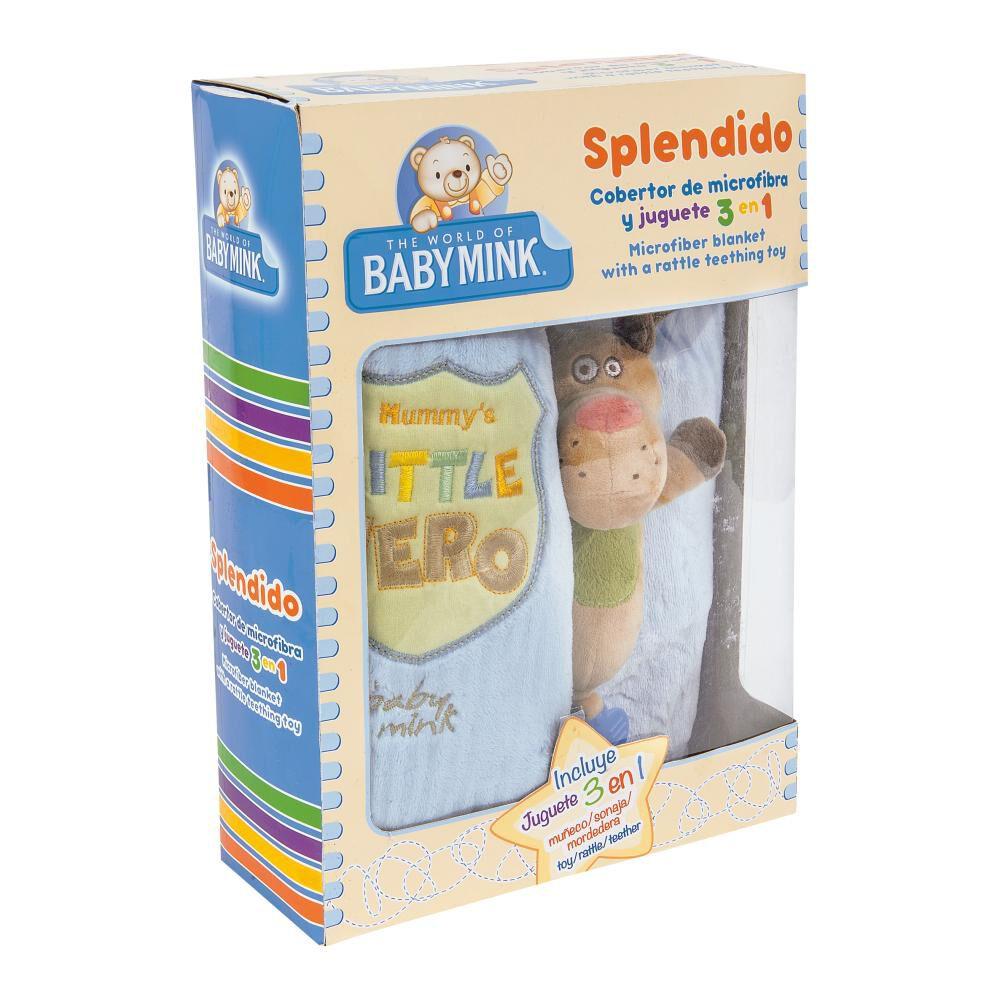 Frazada Baby Mink image number 1.0